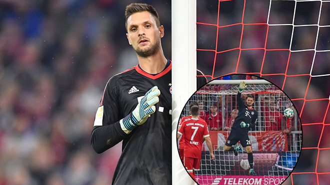 Bayern quá dễ tổn thương khi vắng Neuer