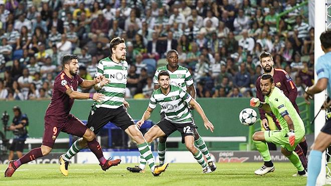 4 lần đối phương phản lưới nhà, Barca đã thắng mà không cần... Messi