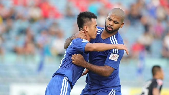 Quảng Nam vẫn thiếu 'tầm' để vô địch V.League
