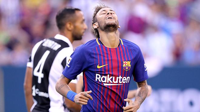 Barca mất Neymar, La Liga cũng 'đau bụng'