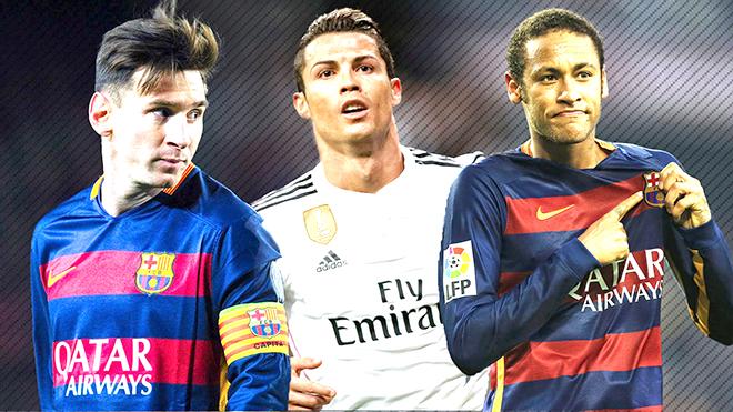 Neymar rời Barca tới PSG, sẽ đánh đổ thế song mã Messi - Ronaldo