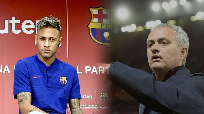 Vì sao Man United không theo đuổi Neymar?