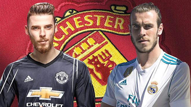Man United cần De Gea hơn là Gareth Bale
