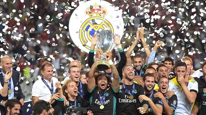 Đội hình Real Madrid quá ngon, sẽ còn vô địch dài dài