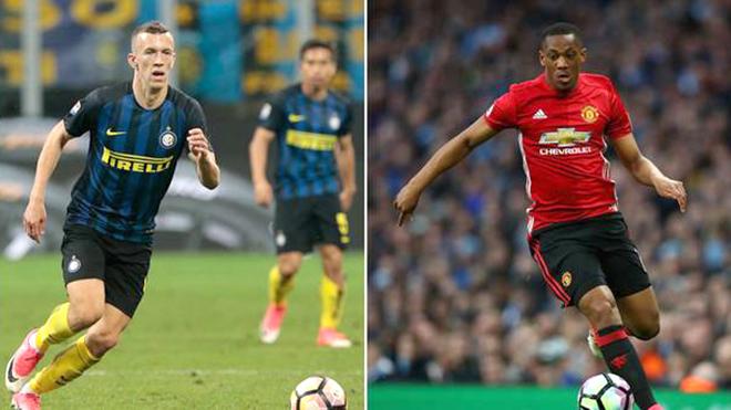 Thương vụ Perisic của Man United gặp khó vì… Martial