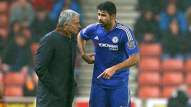 Costa về với Mourinho chỉ là chuyện... hoang đường