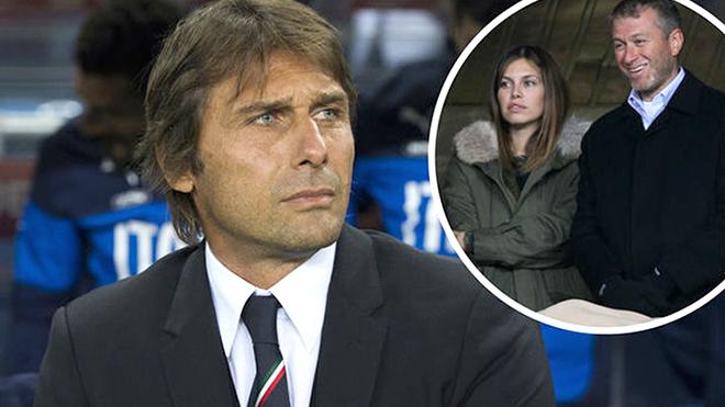 Antonio Conte chính là 'bom tấn' đầu tiên của Chelsea