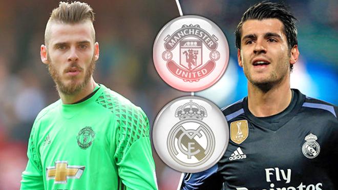 Ở Man United, De Gea còn quan trọng hơn gấp mấy lần Morata