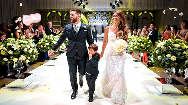 Antonella Roccuzzo có sung sướng khi làm vợ Messi?