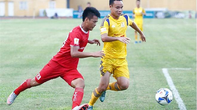 Giải hạng nhất quốc gia 2017: Nam Định gọi, Huế trả lời