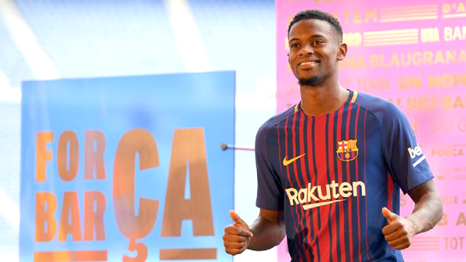 Nelson Semedo là cú 'ngoặt bóng' của Barca trên thị trường chuyển nhượng