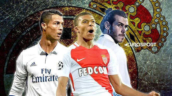 Ronaldo già, Bale yếu, Real phải mua ngay Mbappe