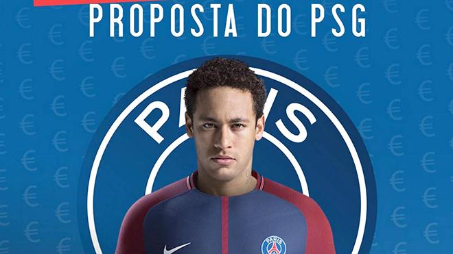 'Mưa tiền' từ PSG rồi cái bóng của Messi, không ngạc nhiên nếu Neymar rời Barca