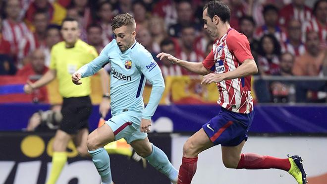 Chơi ấn tượng trước Atletico, Deulofeu phải tiếp tục cuộc chiến tại Barca