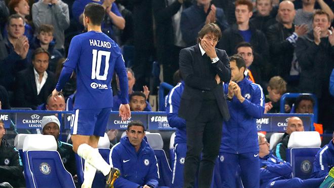 Quá nhiều áp lực bủa vây Conte