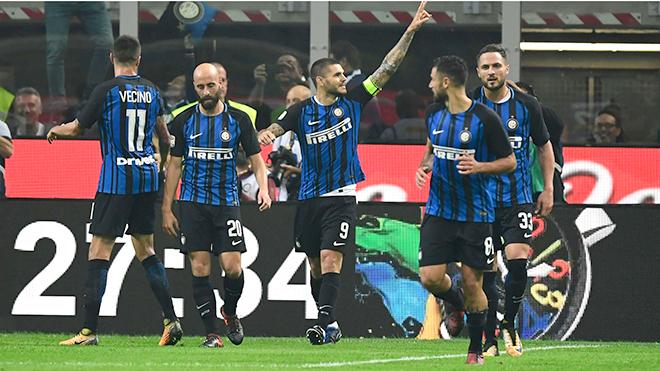 Inter đang thức tỉnh và nuôi tham vọng đoạt Scudetto từ Juventus