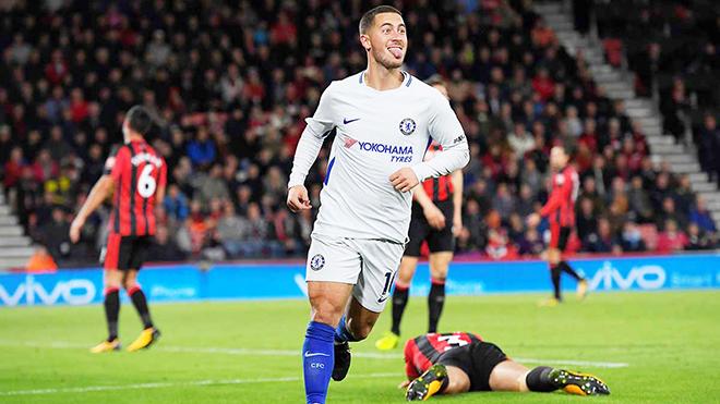 Hazard vẫn là 'ngọn lửa dẫn đường' của Chelsea