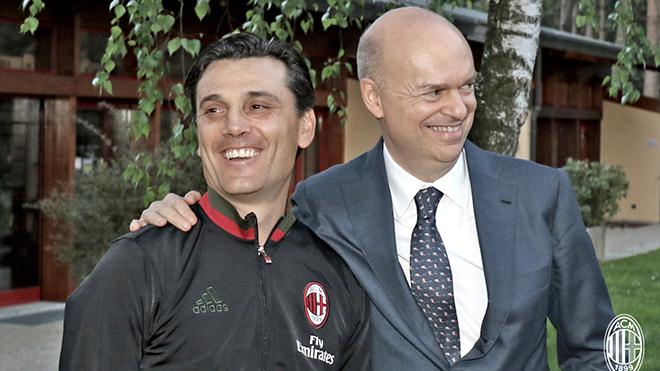 Montella vẫn có thể hồi sinh Milan