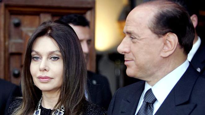 Berlusconi thắng kiện, nhận lại 60 triệu euro từ vợ cũ