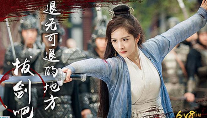 'Huyền thoại Phù Dao' mở màn thắng lớn với Dương Mịch không còn 'yểu điệu thục nữ'