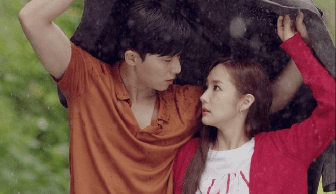 Park Seo Joon lại nhiều lần 'đốn tim' khán giả trong tập 7-8 'Thư ký Kim sao thế?'