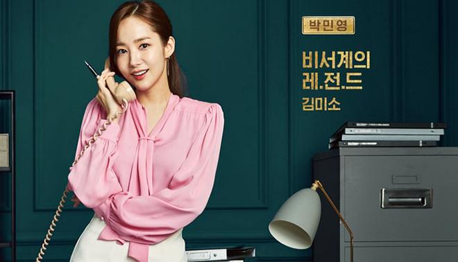 'Thư ký Kim sao thế' - 3 tố chất của Thư ký Kim khiến khán giả 'mê mệt'