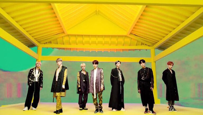 BTS tung ra teaser cho MV 'IDOL', ARMY phản ứng thế nào?