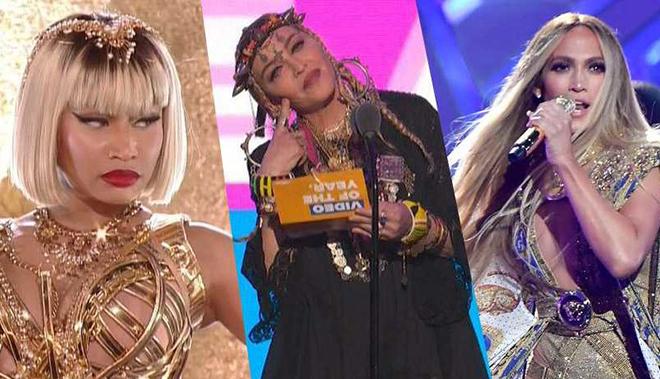 Lễ trao giải Video nhạc MTV 2018 gây sốc với những chiến thắng chưa đúng 'tầm'
