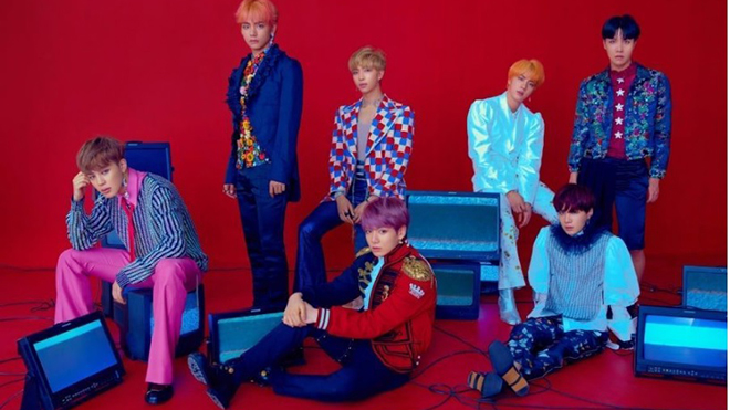 'Love Yourself: Answer' - Album thứ 2 của BTS chiếm quán quân BXH Billboard 200