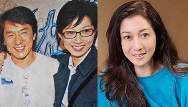 Người đẹp châu Á Ngô Ỷ Lợi bị siêu sao võ thuật Thành Long 'đeo bám' từ năm 18 tuổi