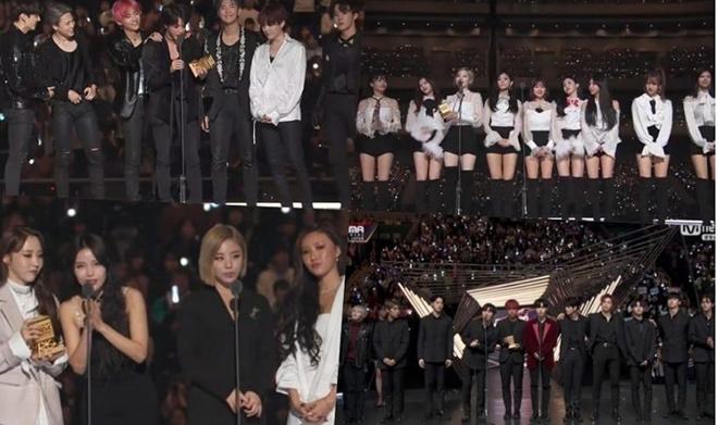 MAMA Fans' Choice Nhật Bản: BTS 'ẵm' giải Daesang Thần tượng khắp thế giới của Năm