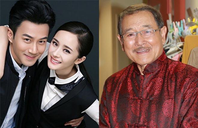 Cha Lưu Khải Uy nói về vụ ly hôn của con trai và Dương Mịch