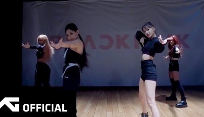 Xem video Black Pink tập vũ đạo cho MV lập kỷ lục 'Kill This Love'