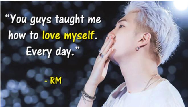 RM nói về tour diễn 'Love Yourself' của BTS, biết được nhiều fan sẽ khóc
