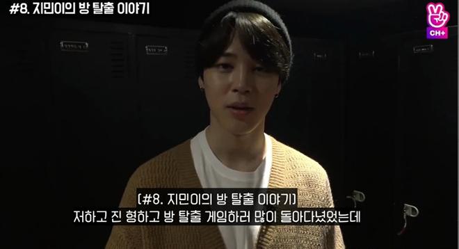 Jin BTS, Jimin, J-Hope, BTS, BTS escapre room, Run BTS