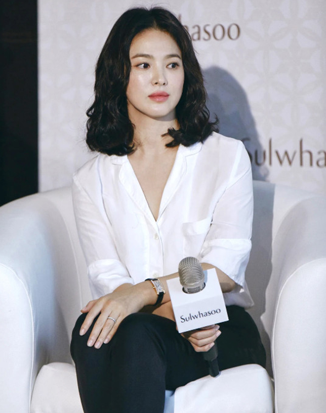 Song Hye Kyo, Song Joong Ki, Ngôi nhà hạnh phúc, Sulwhasoo, Ginseng Journey