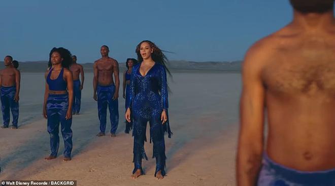 Vua Sư tử, Lion King, Beyonce, MV Spririt, Spirit nhạc nền phim Lion King
