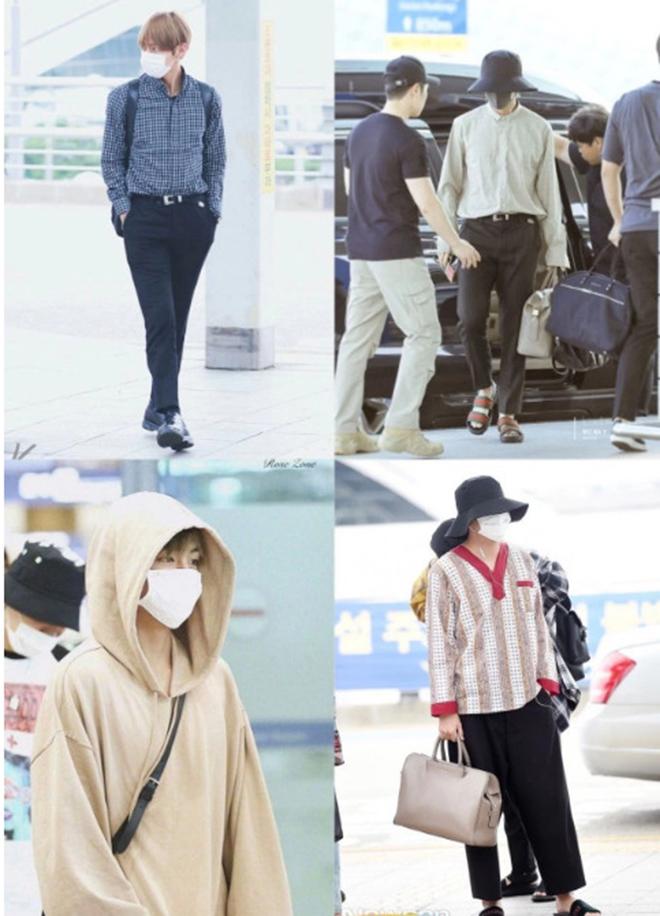 BTS, BTS thời trang, RM BTS, Jungkook, Jin, J-Hope, V BTS, Jimin thời trang