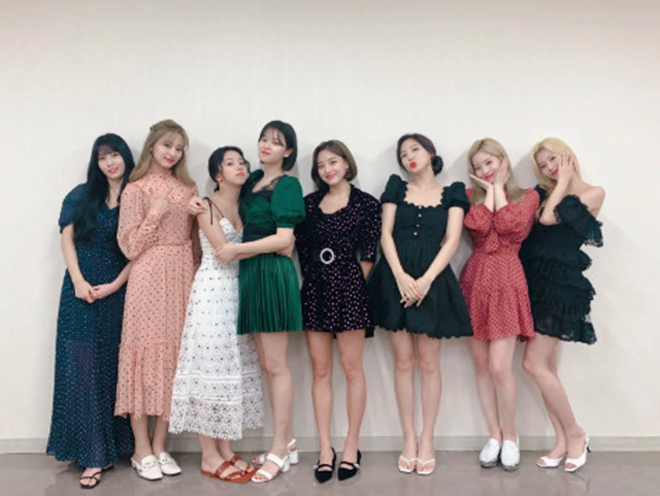 Chaeyoung, Twice, Chaeyoung Twice bé hạt tiêu, Jeongyeon, Tzuyu