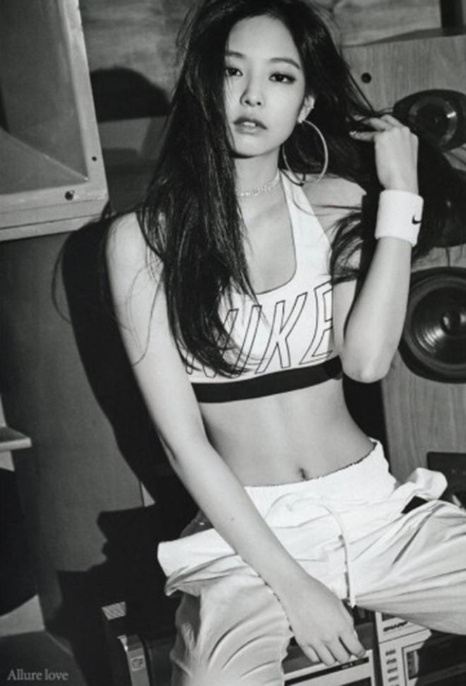 Jennie, Blackpink, Jennie Blackpink thân hình hoàn hảo, Jennie Blackpink pilates, Insight