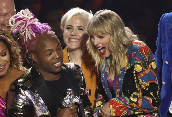VMA MTV 2019, Taylor Swift, BTS, Ariana Grande, Billie Eilish, Lil Nas X