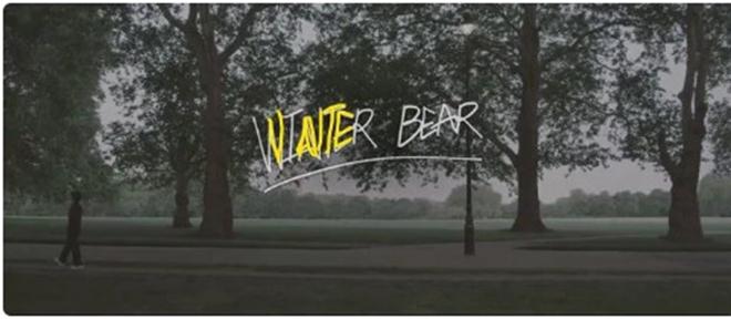 BTS, V BTS, V Winter Bear, Ảnh bìa nghệ thuật Winter Bear, Jimin BTS