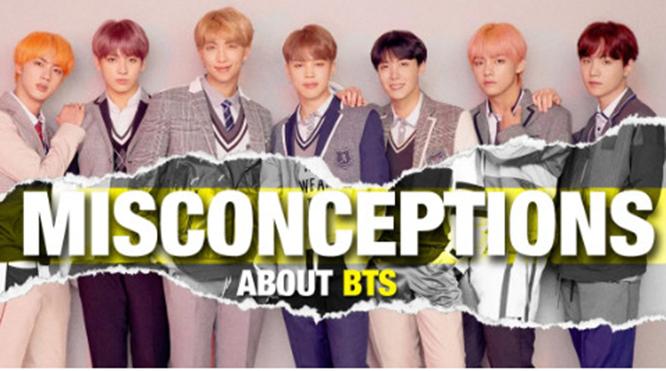 Với các chàng trai BTS đừng 'nhìn mặt mà bắt hình dong'