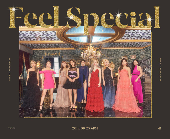 Twice, Twice teaser Feel Special, Feel Special, Twice tái xuất, JYP, Park Jin Young