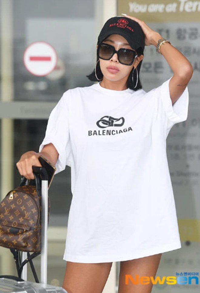 Jessi, Jessi rapper, Rapper Jessi gây phản ứng, Jessi mặc bạo