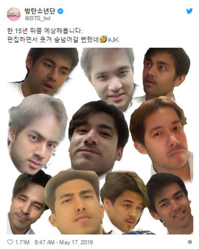 Jungkook, BTS, TikTok, Jungkook Vua TikTok, BTS TikTok, Jungkook meme