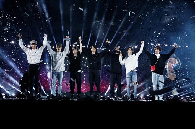 BTS, Tour Love Yourself Speak Yourself, Seoul, BTS phát live, BTS hòa nhạc