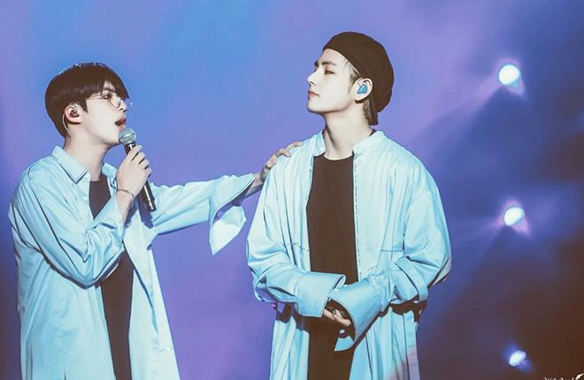 Jin BTS, BTS, Jin BTS anh cả, Jin BTS hyung, Jungkook. Suga. V BTS. RM. Jimin, J- Hope
