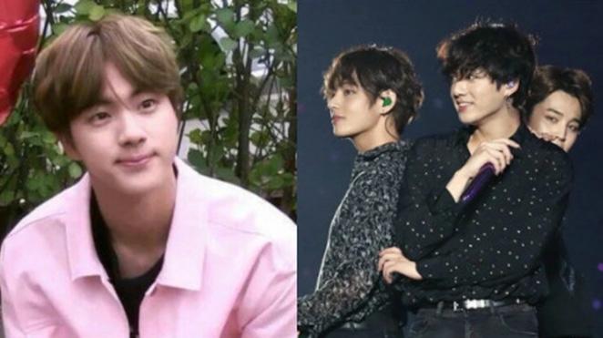 BTS: Jin không thể có được một bức ảnh tử tế vì 'đàn em' quấy phá