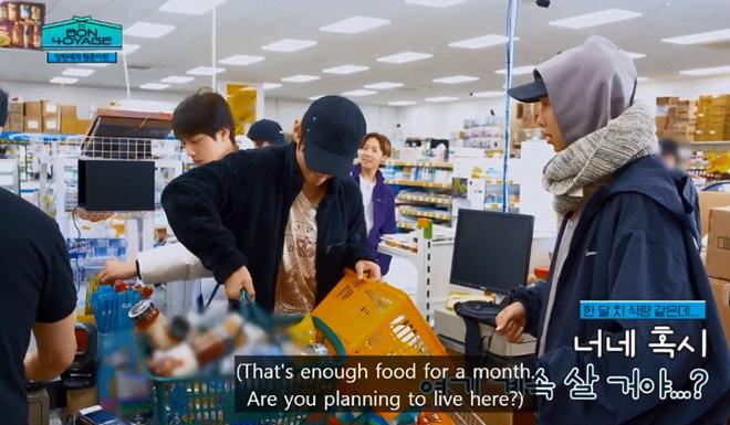 BTS, Bts, Jungkook, Jin, Bon Voyage 4, bts